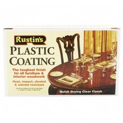 Rustins Plastic Furniture Coating