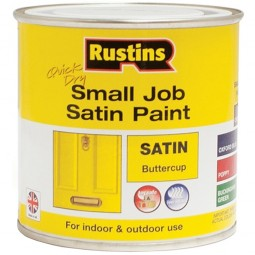 Rustins Quick Drying Small Job Paint