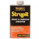 Rustins Strypit Paint and Varnish Stripper - 4 Litre