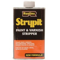 Rustins Strypit Paint and Varnish Stripper - 500ml