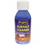 Rustins Surface Cleaner for Antique and Old Furniture - 125ml