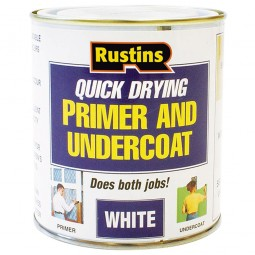 Rustins Quick Drying Wood Primer Undercoat