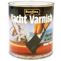 Rustins Yacht Varnish Satin Finish - 250ml