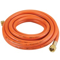 Silverline Gas Hose -  5 Metre