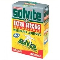 Solvite Extra Strong All Purpose Wallpaper Paste 30 Roll Box