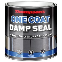 Thompsons One Coat Damp Seal - 2.5 Litre