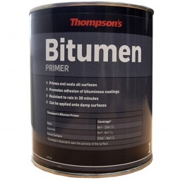 Thompsons Bitumen Primer Black