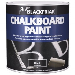 Blackfriar Blackboard Paint Black
