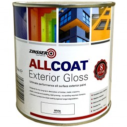 Zinsser Allcoat Exterior Water Based Paint