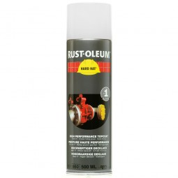 Rust-Oleum Hard Hat Topcoat Aerosol Spray Paint 500ml