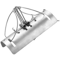 Fixman Metal Tunnel Mole Trap