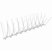 Fixman Stainless Steel Seagull Spikes - 10 Pack
