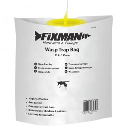 Fixman Wasp Trap Bag 215mm x 195mm
