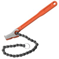 Bahco 370 Chain Pipe Wrench Capacity 110mm