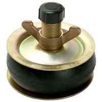 Bailey Drain Test Plug Plastic Cap 4in 1960