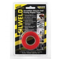 Everbuild Silweld Silicone Repair Tape Red - 3 Metres