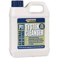 Everbuild P11 Central Heating System Cleanser - 1 Litre