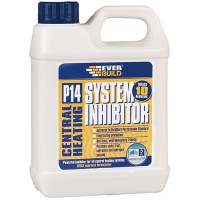Everbuild P14 Central Heating System Inhibitor - 1 Litre