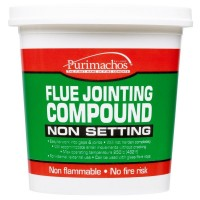 Everbuild Flue Jointing Non Setting Compound - 500g
