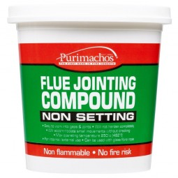Everbuild Flue Jointing Non Setting Compound - 1KG