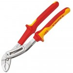 Knipex VDE Alligator Water Pump Pliers 250mm / 10in