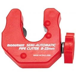 Monument 300M Automatic Pipe Cutter 8mm - 22mm Capacity