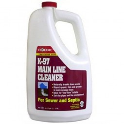 Roebic K97 Bacterial Main Drain and Line Cleaner - 3.78 Litres
