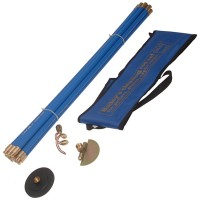 Bailey 5431 Drain Rod Set and Carrying Bag