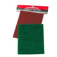 Rothenberger Plumbing Textured Abrasive Pads - 2 Pack