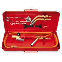 Rothenberger Airprop Industrial Propane Brazing Torch Set