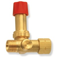 Rothenberger Propane Gas High Pressure Regulator