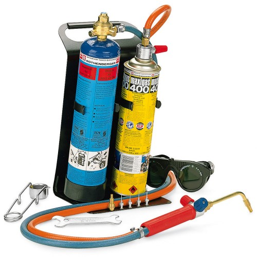 Rothenberger Roxy 120l Portable Brazing And Welding Torch Kit