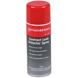 Rothenberger Rotest Contact Leak Detection Spray - 400ml