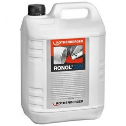 Rothenberger Pipe Threading Synthetic Oil - 5 Litres