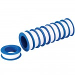Silverline PTFE Joint Sealing Tape 12 Metres - 10 Pack
