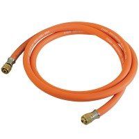 Silverline Gas Hose - 2 Metre