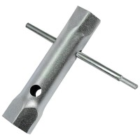 Silverline Tap Back Nut Spanner 27mm and 32mm