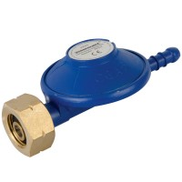 Silverline Low Pressure Butane Gas Regulator