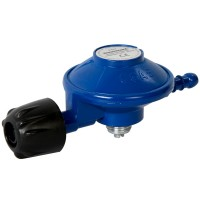 Silverline Butane Gas Regulator Campingaz Type