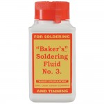 Bakers Soldering Fluid - 125ml