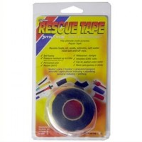 Silicone Rescue Tape Black 3.5M Ultimate Multi-Purpose Repair Tape