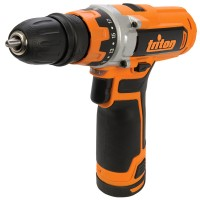 Triton T12DD 12V Lithium Ion Drill Driver 10mm Keyless Chuck