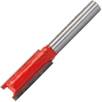 Silverline 1/4in Straight Metric TCT Router Cutter 8mm x 20mm