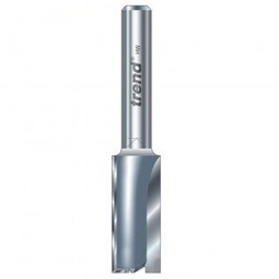 Trend 3/50 x 1/4in Shank TCT Twin Flute Straight Router Cutter