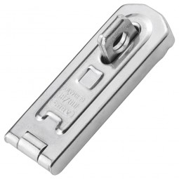 Abus 100/80 Hasp and Staple 28 x 80mm
