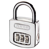 Abus 160/40 Combination Padlock 42mm 3 Digit