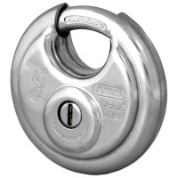 Abus 26/80 Diskus Padlock 81mm Keyed Alike