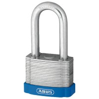 Abus 41/40 Laminated Padlock Long Shackle 44mm Keyed Alike