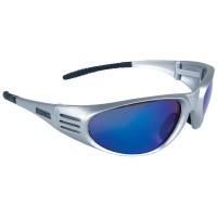 Dewalt Safety Glasses - Ventilator Blue Mirror