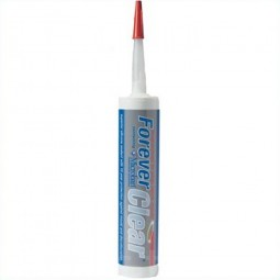 Everbuild Forever Clear Silicone Sealant - 300ml